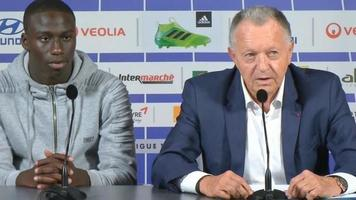 "Защитник ""Лиона"" Ферлан Менди может перейти в ""Барселону"""