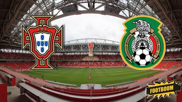Португалия - Мексика. Анонс и прогноз матча