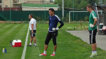 """Мильний футбол: Рустам Худжамов розповів, як емблема """"Динамо"""" змінює думку про себе"""