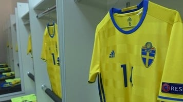 Сборная Швеции назвала состав на матчи с Турцией и Россией
