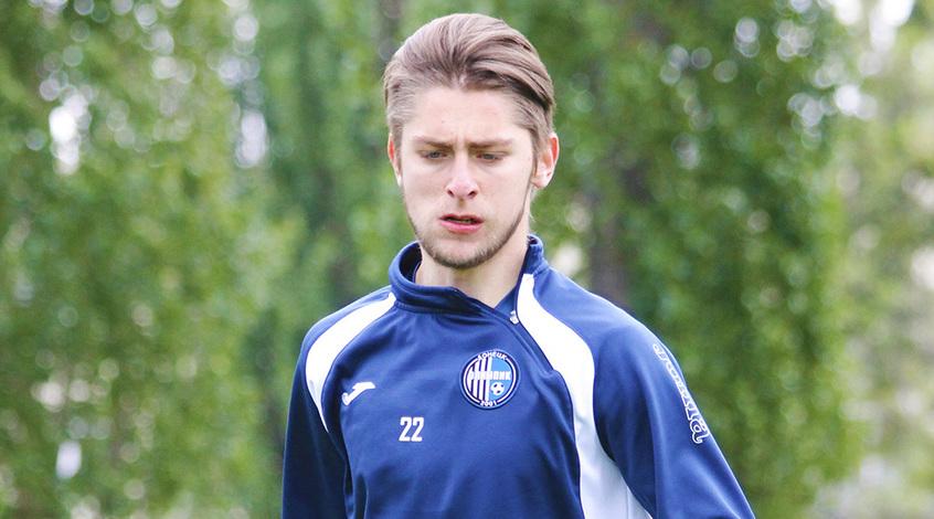 Станислав Биленький - лучший футболист месяца в Украине, в категории U-19