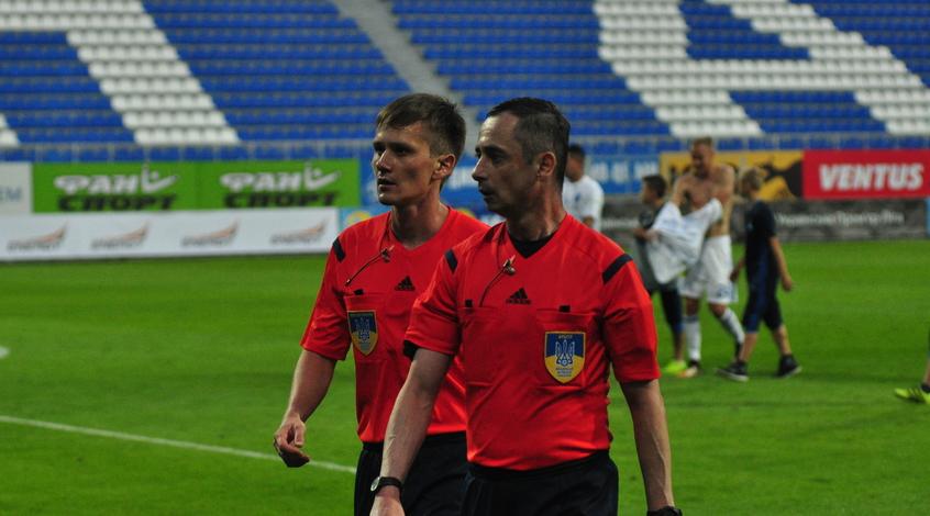 Федерация футбола Украины начала расследование судейства Юрия Грисьо