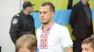 Мильний футбол: Павло Ксьонз (Вiдео)