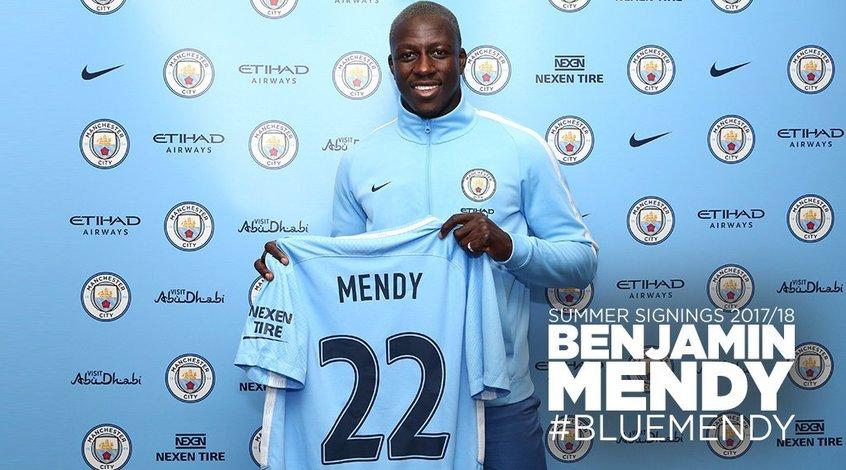 """""""Манчестер Сити"""" готов продать Бенжамена Менди в конце текущего сезона"""