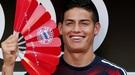 """""""Реал"""" дал добро на переход Хамеса Родригеса в """"Атлетико"""""""
