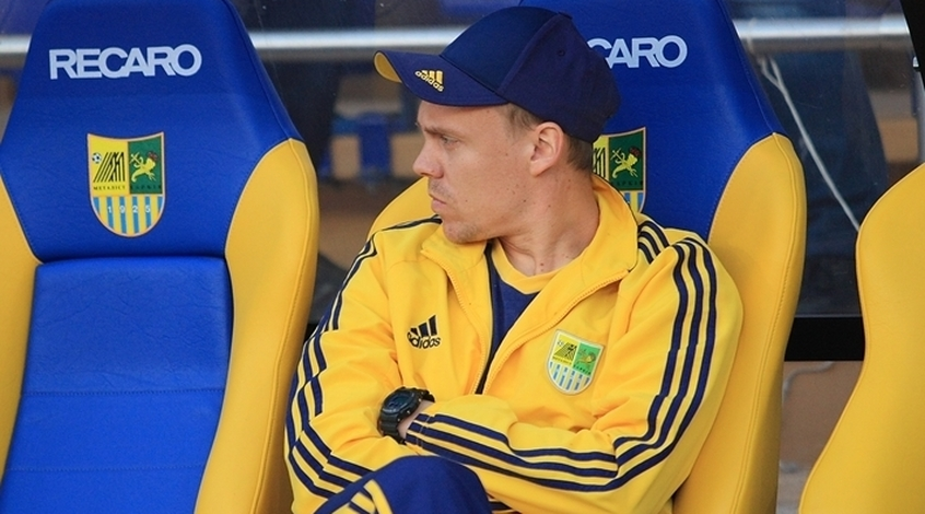 """Сергей Валяев: """"Благодарен руководству, что доверили мне работу с молодежью"""""""