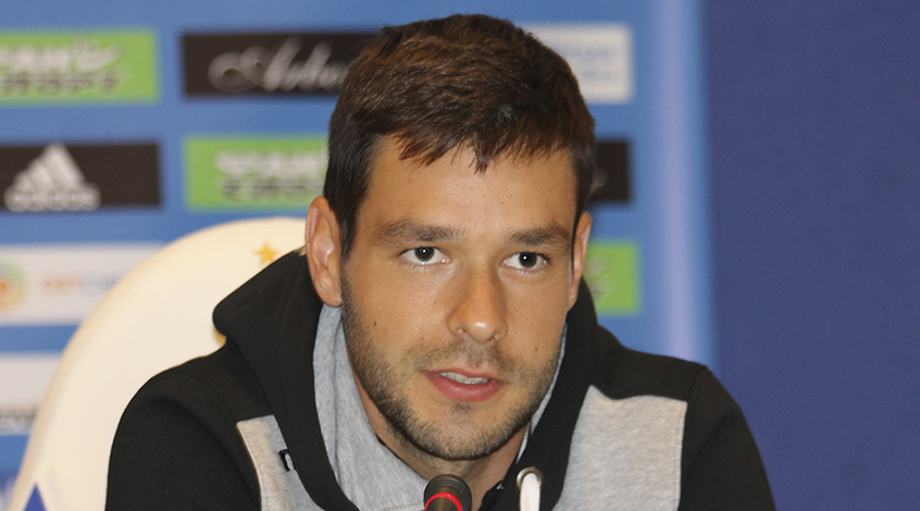 Евгений Шахов забил гол в матче Кубка Греции (Видео)