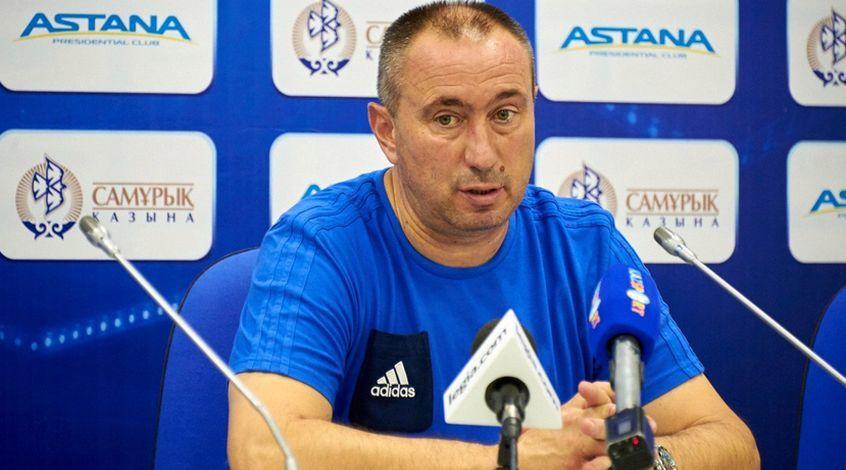 """Станимир Стойлов: четыре мяча """"Селтику"""" - это был максимум """"Астаны"""""""