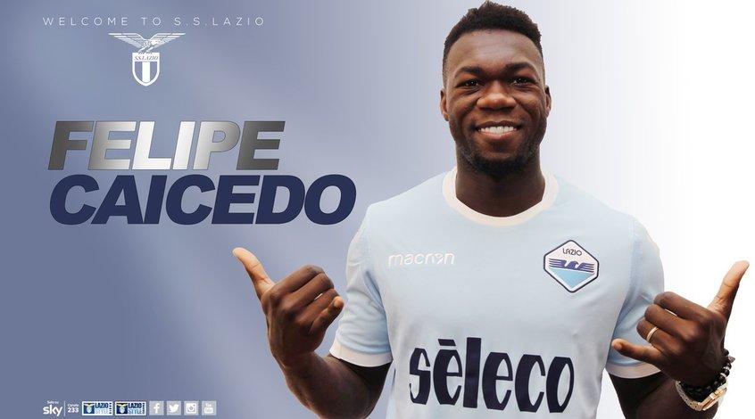Фелипе Кайседо из-за травмы выбыл на 20 дней