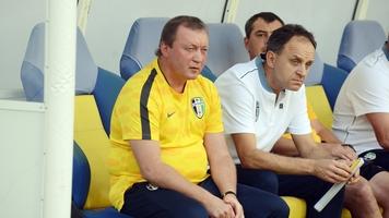 """Владимир Шаран: """"Мне бы хотелось, чтобы мы использовали схему 4-3-3"""""""