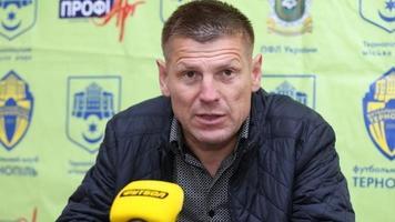 """Петр Бадло: """"Думаю, что """"Тернополь"""" не исчезнет"""""""