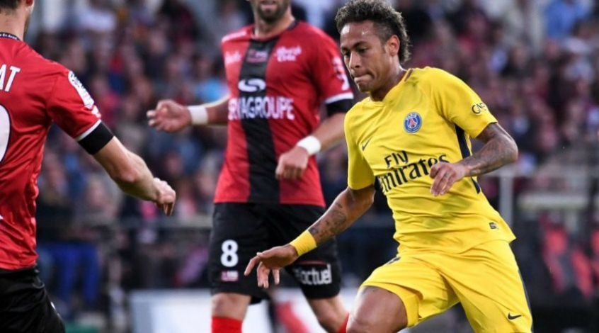 Два топ-клуба готовы отдать заНеймара 500 млн евро