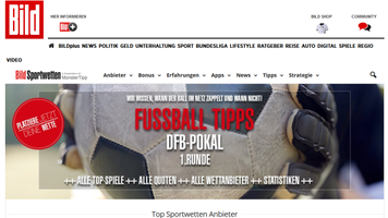 """Лейпциг"" - ""Байер"": прогноз Bild Sportwetten"