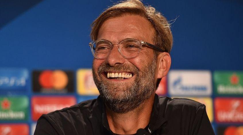 """Юрген Клопп: """"Пока сезон """"Ливерпуля"""" складывается очень позитивно"""""""