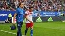 """Игрок """"Гамбурга"""" получил тяжелую травму, празднуя победный гол"""