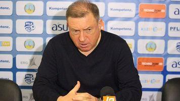 Вячеслав Грозный: решили задачу сезона - команда попала в еврокубки