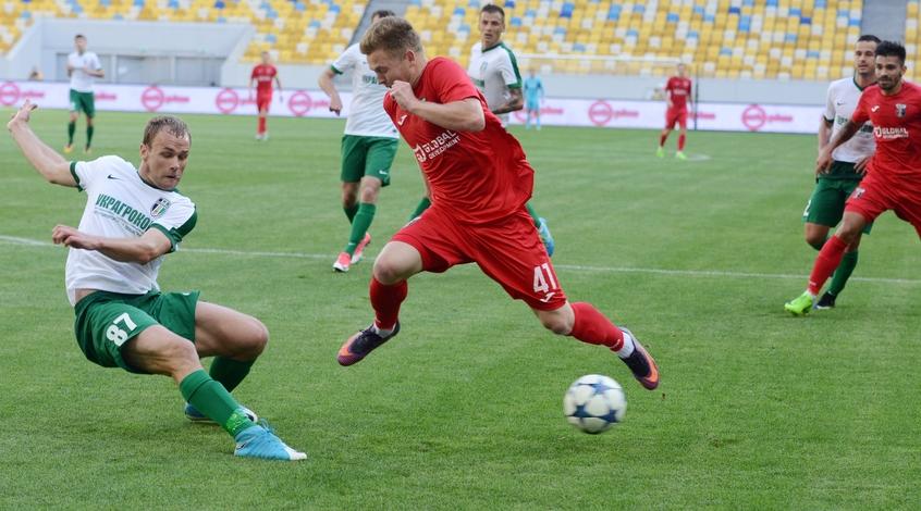 Сергей Басов выбыл минимум на две недели