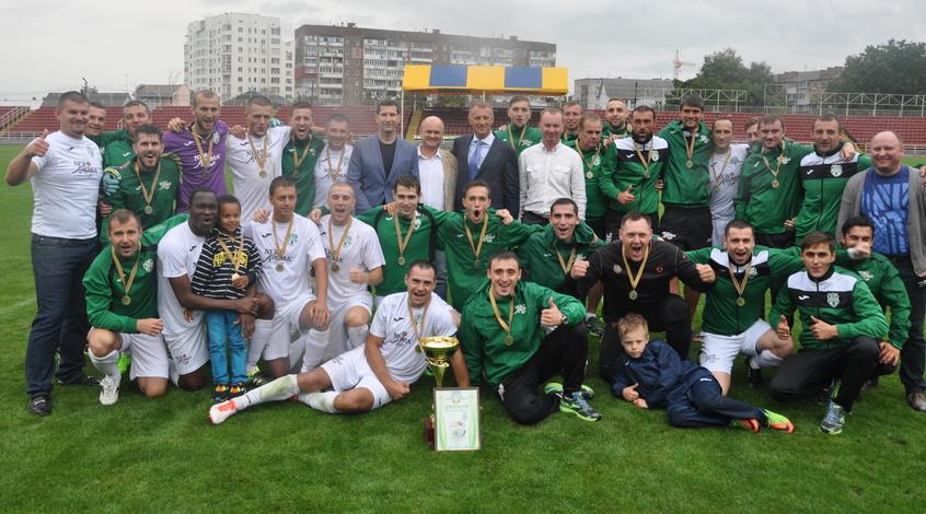 В Борисполе состоялся финал Кубка Киевской области