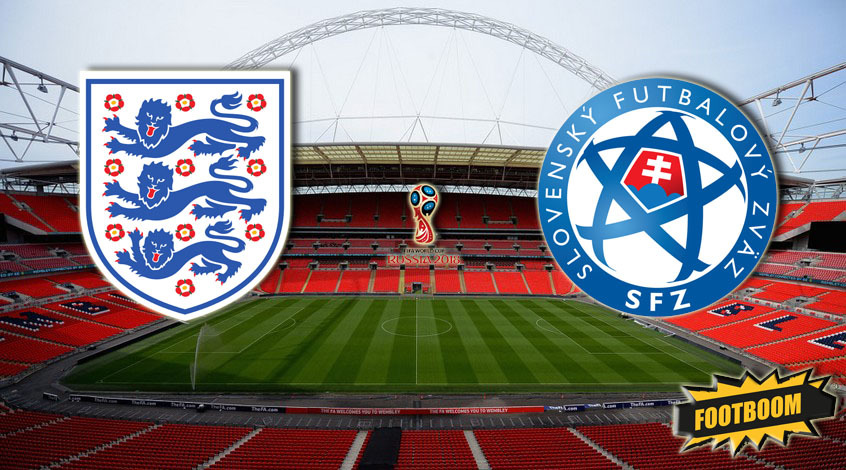 Англия - Словакия. Анонс и прогноз матча