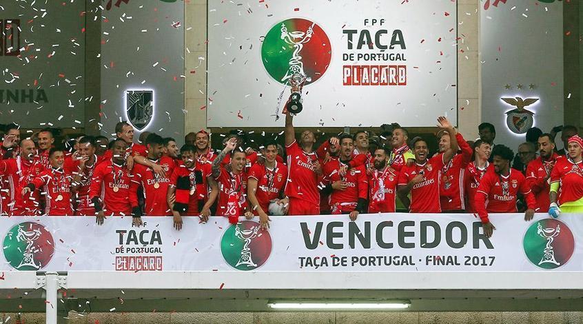 Кубок португальской Лиги: победитель заработает 300 тысяч евро