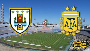 Уругвай - Аргентина 0:0. Новые лица, старые проблемы