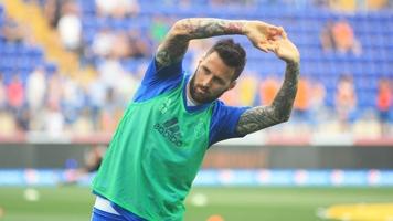 Тамаш Кадар был заменен в перерыве матча с Хорватией при счете 0:3