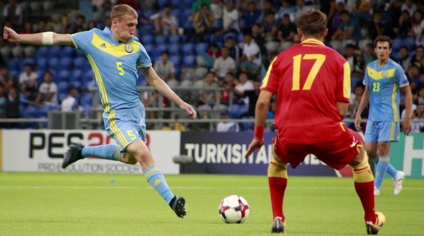 Казахстан – Черногория 0:3. Аттракцион невиданной щедрости