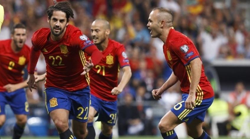 Испания - Италия 3:0. Спаллетти бы гордился