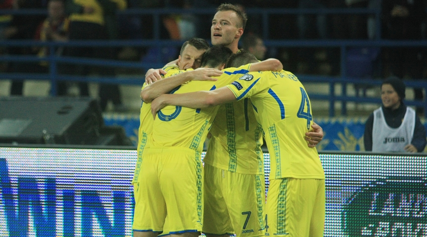 Сборная Украины: остались ли шансы на выход из группы?
