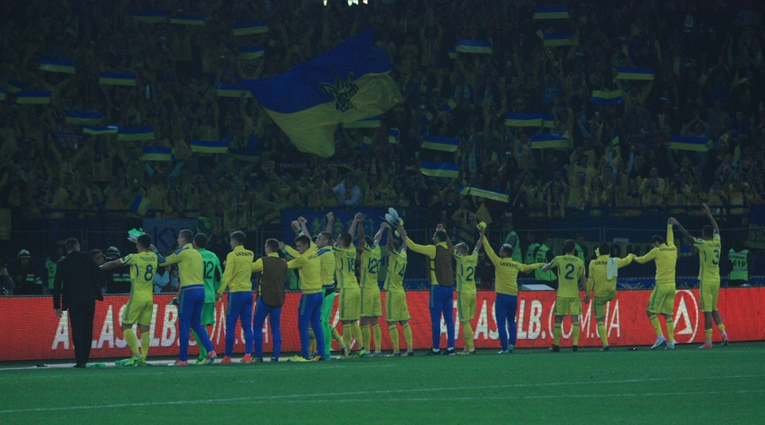 Косово - Украина: букмекеры назвали самый вероятный счёт матча