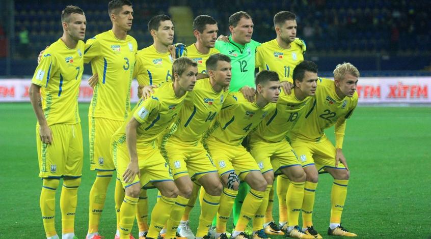 Збірна України проведе збір у Харкові перед матчем з Косово