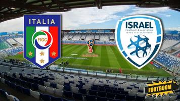 Отбор к ЧМ-2018. Италия - Израиль 1:0 (Видео)