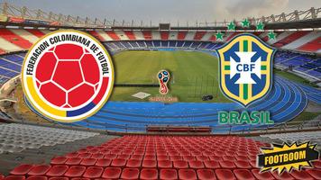 Колумбия - Бразилия. Анонс и прогноз матча