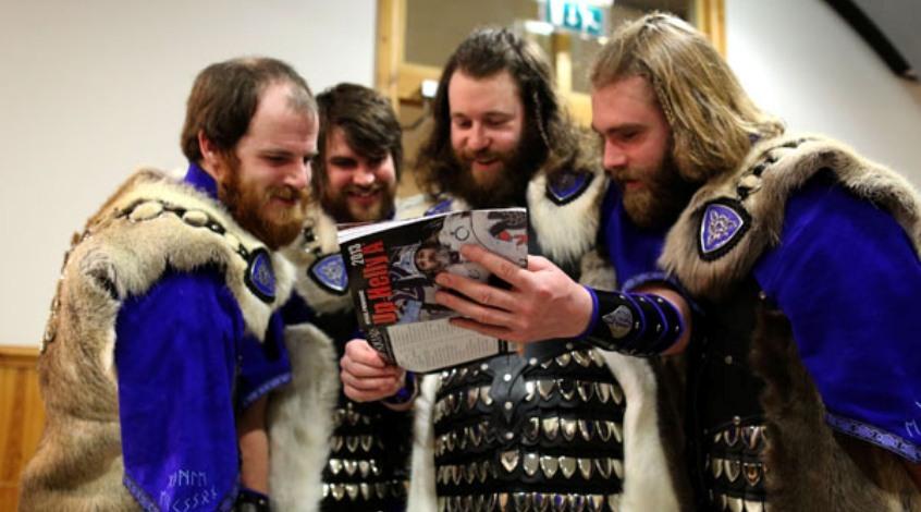 Исландия - Украина: обзор исландских СМИ