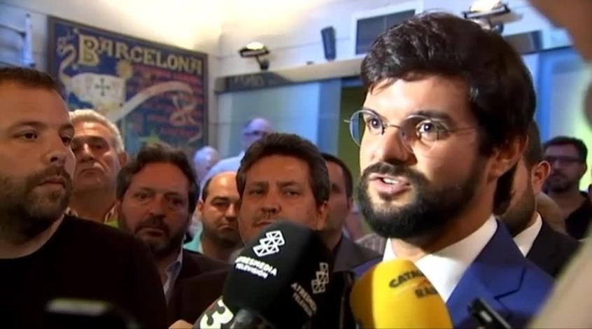 """""""Если Каталония обретёт независимость, """"Барселона"""" сможет выбрать, в каком турнире выступать"""""""