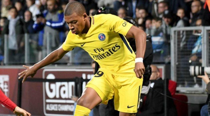 «Лион» вырвал победу у«ПСЖ», забив на94-й минуте
