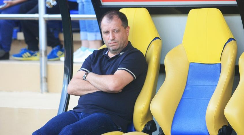 """Юрий Вернидуб не поедет в сентябре стажироваться в """"Реал"""""""
