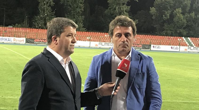 """Тренер """"Скендербеу"""": """"Наша игра была далека от идеальной"""""""