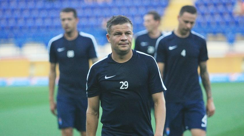 Денис Кожанов: без вболівальників грати дуже важко