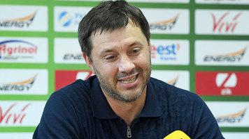 """Юрій Вірт: """"У нас зафіксували договірні матчі, але залишають команду в еліті…"""""""