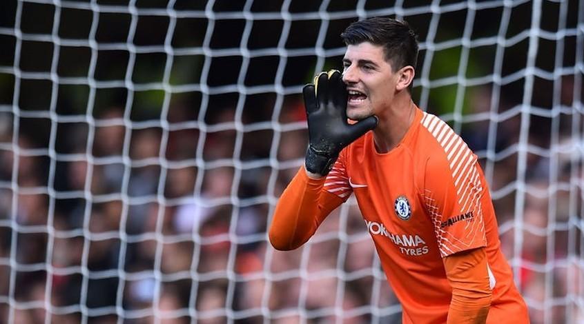 """Sky Sports: Куртуа едет в Мадрид для подписания контракта с """"Реалом"""""""