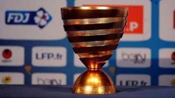 Состоялась жеребьевка 1/16 финала Кубка французской Лиги