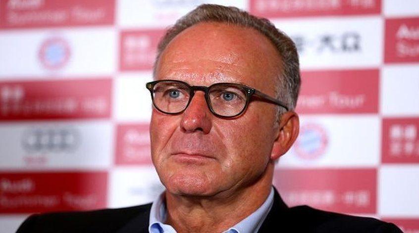 """Карл-Хайнц Румменигге: """"Английские клубы уже следят за игроками в возрасте от 10-ти до 12 лет"""""""
