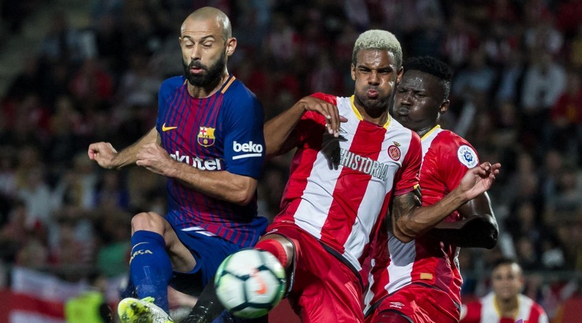 Футболист «Барселоны» выбыл намесяц из-за полученной вРоссии травмы