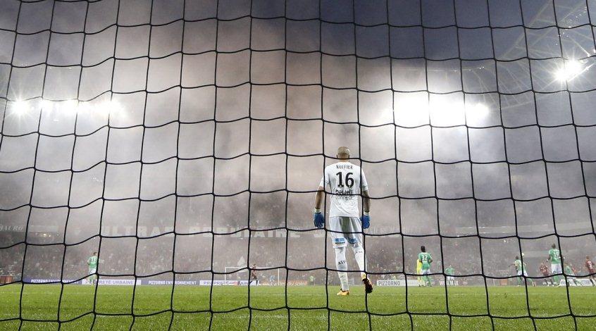 Стефан Рюффье совершил 1000 спасений в Лиге 1