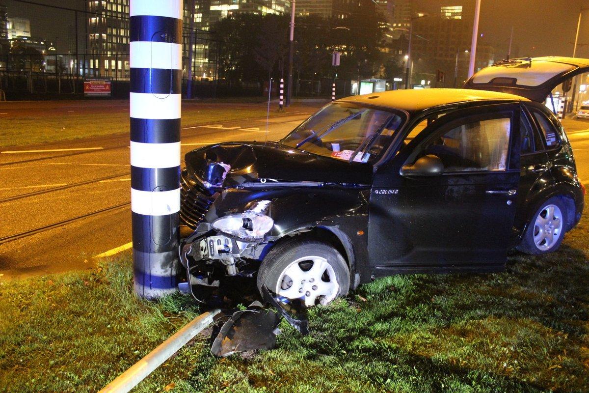 Агуэро получил повреждения в результате аварии в Амстердаме (Фото) - изображение 2