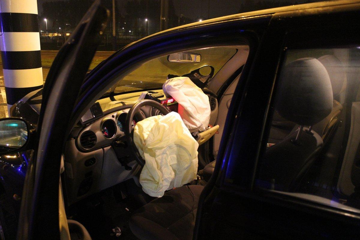 Агуэро получил повреждения в результате аварии в Амстердаме (Фото) - изображение 3