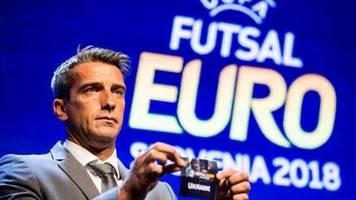 Збірна України з футзалу дізналася своїх суперників на Євро-2018
