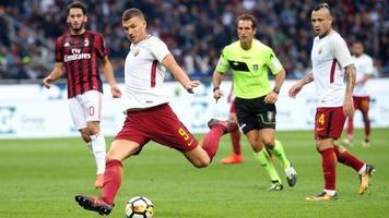 """""""Милан"""" - """"Рома"""" 0:2. При Анчелотти такого не было (бы)"""
