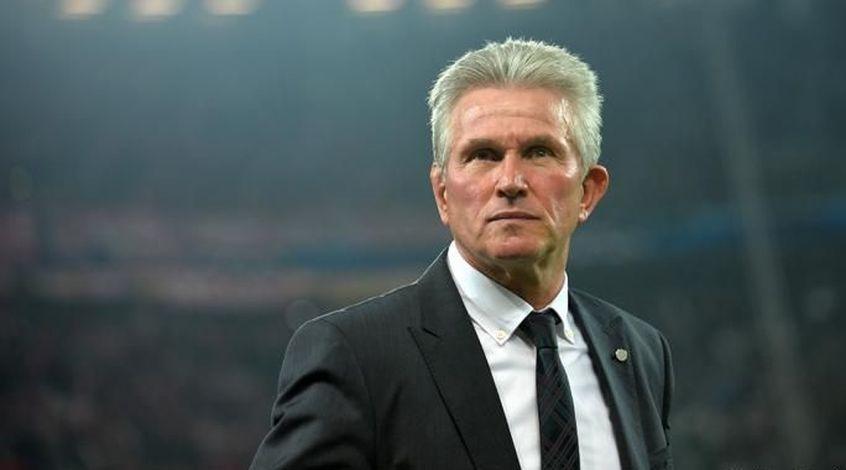 Юпп Хайнкес стал третьим самым возрастным тренером в истории чемпионатов Германии